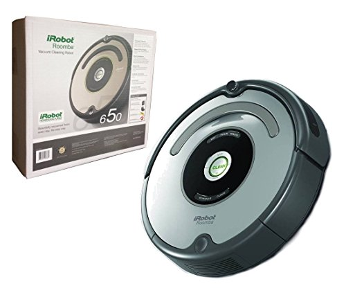 Best Review Of iRobot Roomba 650 Automatic Robotic Vacuum (Certified Refurbished)