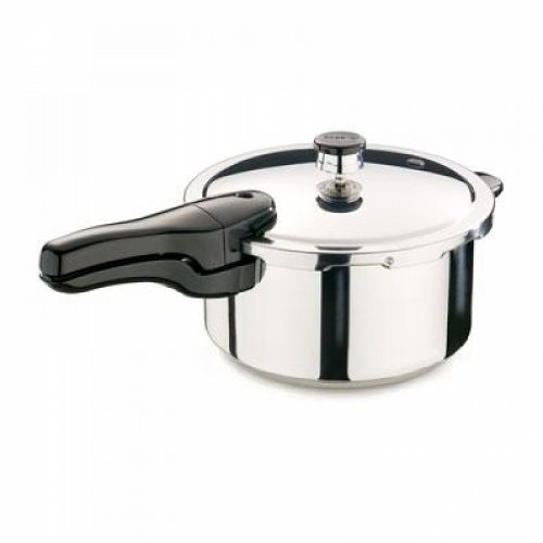 Presto Stainless Steel Pressure Cookers front-628416