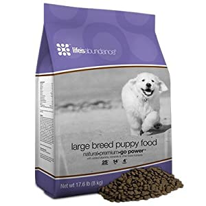 Large Breed Puppy Food, 17.6 Lb. Bag