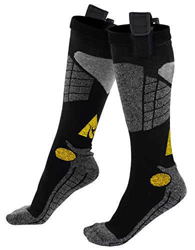 AlphaHeat AA Battery Heated Socks (Large/X-Large)
