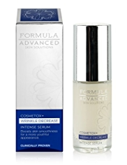 Formula Advanced Cosmetox+ Wrinkle Decrease Intense Serum 30ml