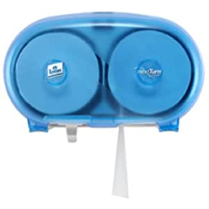 Lotus distributeur double pour papier toilette rouleau for Distributeur fourniture bureau