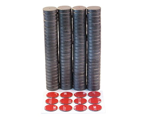 Tuff Magnets Industrial Strength Grade 8 Comes With 24