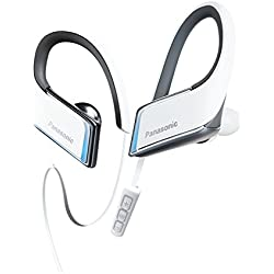 Panasonic WingsBest In-Ear 3.5mm Wired Earbuds Headphones (White)