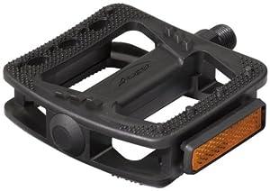 Avenir ATB Pedals (Black, 1/2 - Inch Axle, 358g pair)