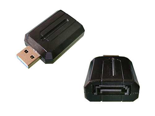 KALEA-INFORMATIQUE © - Dongle Convertisseur SATA vers USB 3.0