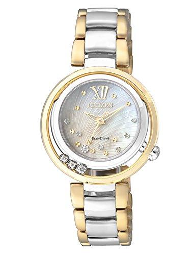 citizen-damen-armbanduhr