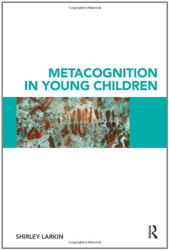 Metacognition In Young Children front-790352