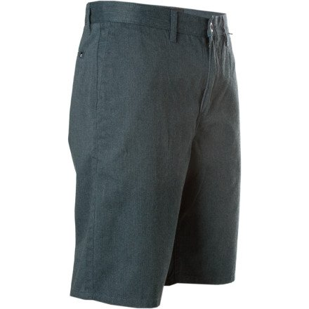 Hurley One and Only Short - Men's Steel Grey, 36
