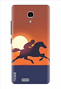 Noise Horse Racing Nation Printed Cover for Xiaomi Redmi Note/ Xiaomi Redmi Note Prime