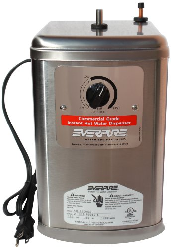 Everpure Solaria Instant Hot Water Dispenser (EV9318-40) (One Cup Hot Water Heater compare prices)