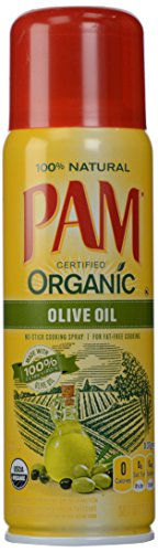 Pam Organic Olive Oil No-Stick Cooking Spray - 5 oz (Pam Spray Oil compare prices)