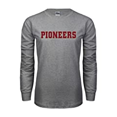 Denver Grey Long Sleeve TShirt
