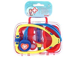 Simba Doctor and Doctor Case, Multi Color (2 Assortment)