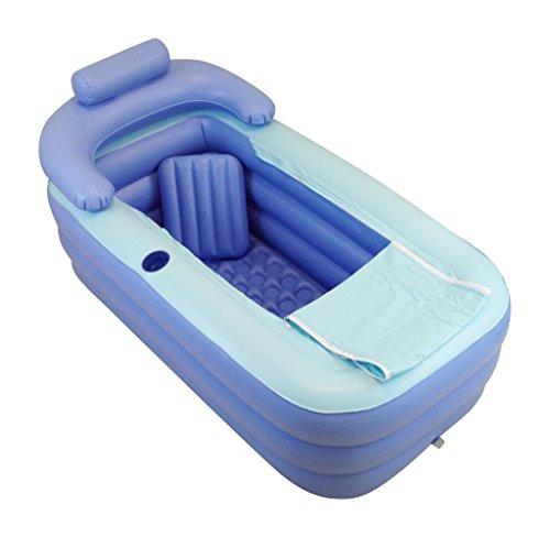inflatable bath tub adult bathtub x long drain hose accessory net hardwar. Black Bedroom Furniture Sets. Home Design Ideas