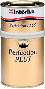 Interlux Perfection Plus Varnish Clear Quart Kit by Interlux