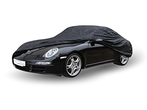 autoabdeckung car cover autogarage faltgarage f r sommer winter zum sc. Black Bedroom Furniture Sets. Home Design Ideas