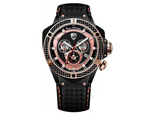 Tonino Lamborghini gentles watch Spyder 3300 chronograph 3303