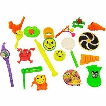 Juguetes-y-accesorios-para-bolsas-de-cumpleaos-o-piatas-100-unidades-para-Nios-y-Nias