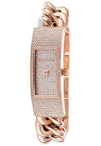 Michael Kors MK3307 47X16mm Gold Steel Bracelet & Case Mineral Women's Watch