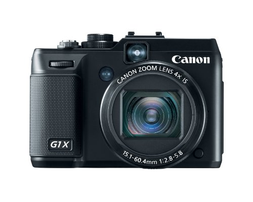 Canon PowerShot G1 X is the Best Canon Digital Camera for Interior Photos