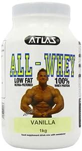 Atlas All Whey 1kg - Vanilla