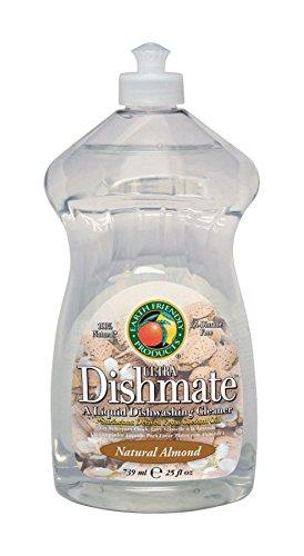 25 Oz Dishmate Dish Liquid With Natural Almond