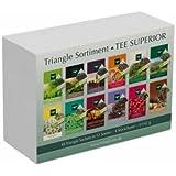 TEE SUPERIOR Set mit 48 Triangle Sachets, 142 g