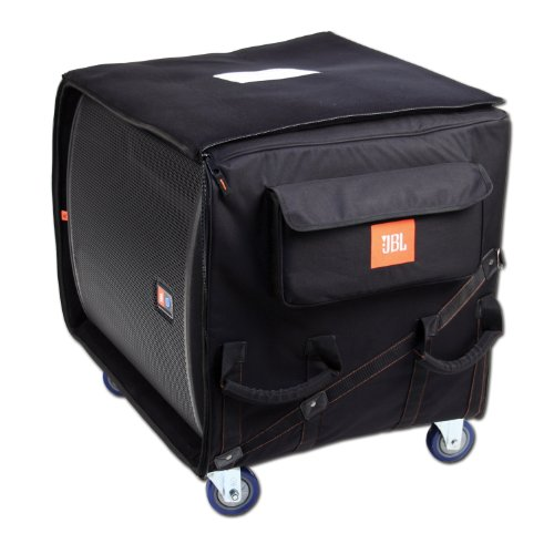 Jbl Rolling Sub Transporter Bag For Jbl 18-Inch Sub Speaker - Black (Jbl-Sub-18T)