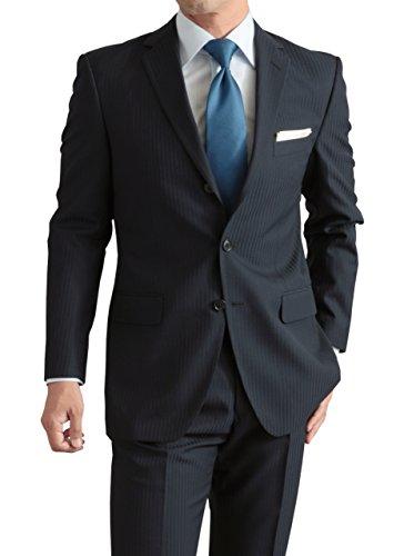 秋冬 家庭で洗えるパンツ 段返り 3ツボタン 仕事 ビジネス スーツ 5色