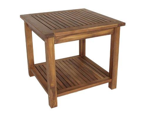 Beistelltisch St. Vincent aus Akazienholz, 50x50cm, FSC®-zertifiziert online bestellen