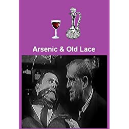 Arsenic And Old Lace - The Classic Television Version Starring Tony Randall and Boris Karloff