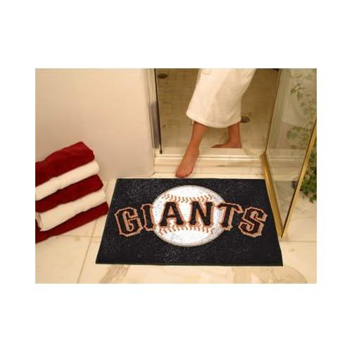MLB San Francisco Giants   ALL STAR MAT (34x45)