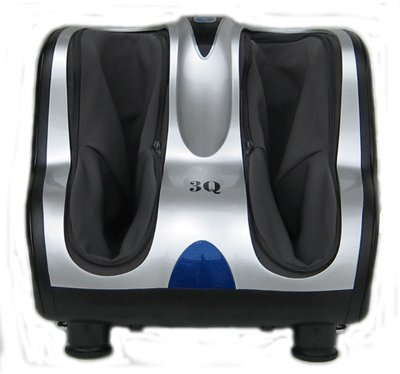 Brand New 3Q MG-C11 Foot & Calf Massager Leg Ankle Massage