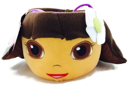 Dora the Explorer Easter Basket Plush