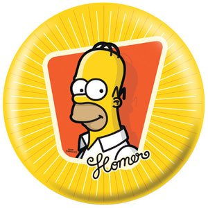 Buy Homer Simpson Viz-A-Ball
