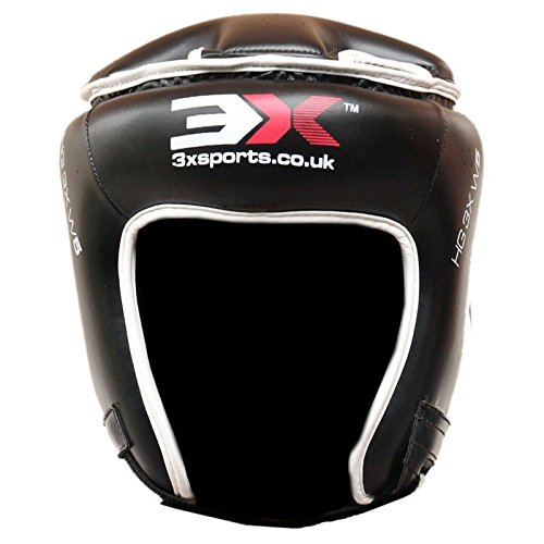 3x-sports-leather-head-guard-boxing-protective-gear-mma-helmet-martial-arts-mma-kick