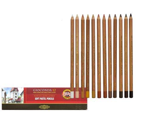 soft-pastellstifte-farbtone-brauntone-weiss-schwarz-12-stuck-koh-i-noor-pastellkreidenstifte-pastell