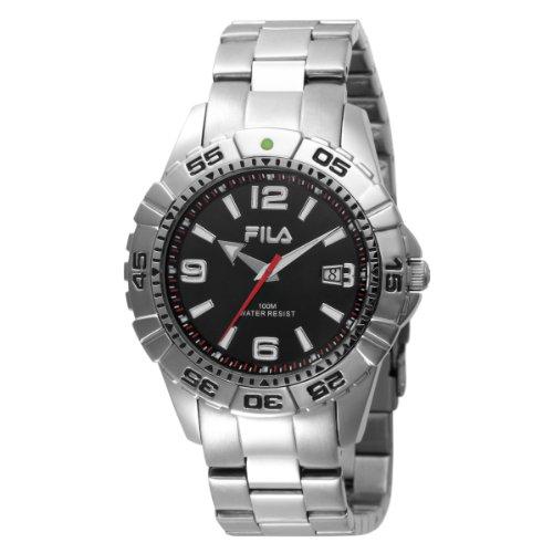 Fila Men's FA0648-11 Three-Hands Polaris Watch