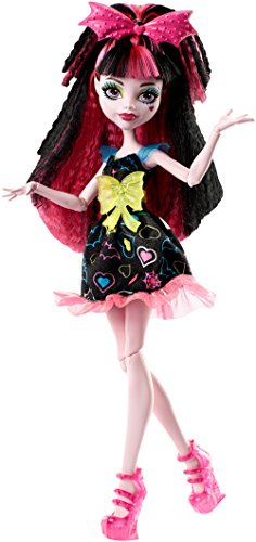 Monster High Electrified Supercharged Ghoul Draculaura Doll (Monster High Super Ghouls compare prices)