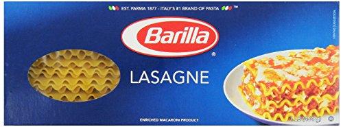 Barilla Wavy Lasagne - 16 oz (Lasagne Pasta compare prices)