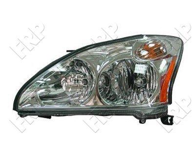 2008 Subaru IMPREZA 5DR -Black Post mount spotlight Passenger side WITH install kit 100W Halogen 6 inch