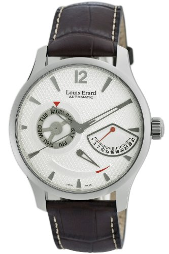 Louis Erard Men's 87221AA01.BDC52 1931 Power Reserve Watch