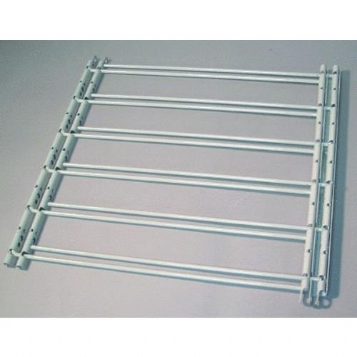 "John Sterling 1136 Window Security Guards 6 Bars 22"" High (Pack Of 2)"