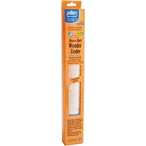 Buy Pellon Wonder Under Fusible Web Heavy Duty, 15 by 3-Yard