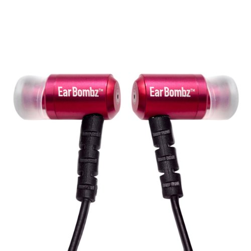 EarBombz EB Pro Series EBPromicPinkDr In-Ear Audio Monitor System