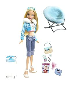 Barbie My Scene Un-Fur-Gettable Kennedy Doll