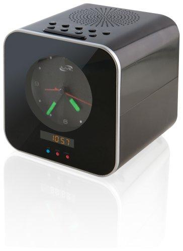 Ilive Icb263B Wireless Fm Clock Radi