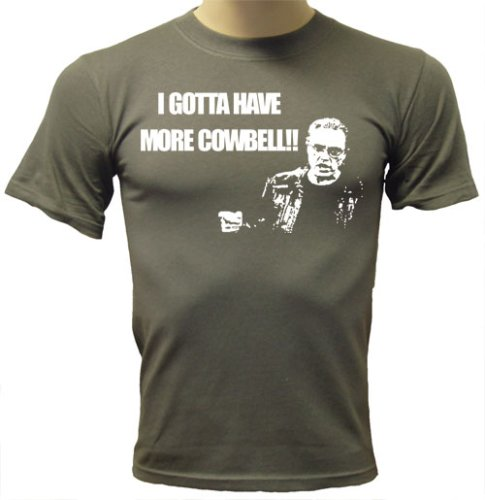 Sofa King Snl Transcript: I Gotta Have More Cowbell, Christopher Walken T-shirt Emo