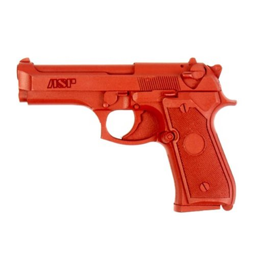 ASP Beretta 9mm/.40 Compact Red Gun Training Series